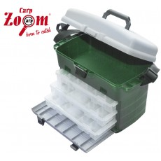 Ящик Carp Zoom MultiCarp Tackle Box CZ7856