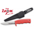 Нож Carp Zoom Fishing Knife with Sheath CZ3674
