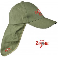 Кепка Carp Zoom Summer cap with Neck Protector